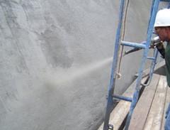 Structural Concrete Gunite WP/FS