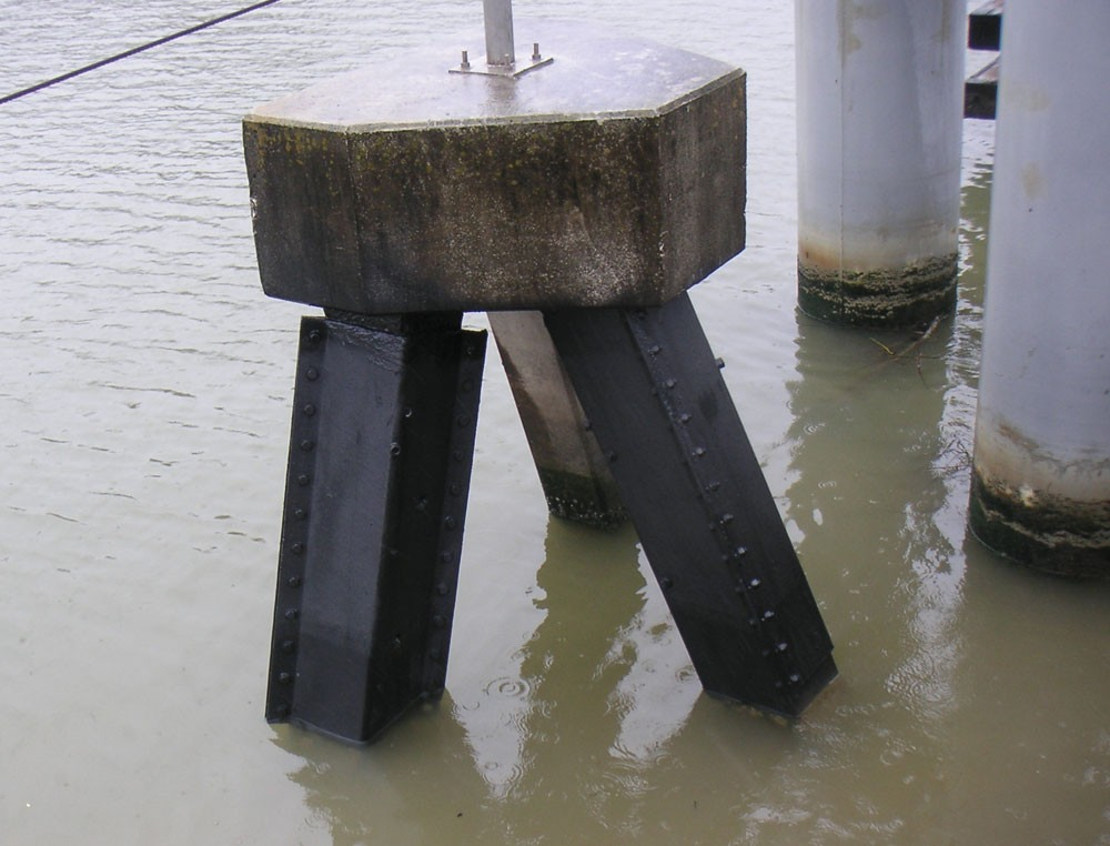 Concrete Piling Repair : Five star products pilecap concrete system from