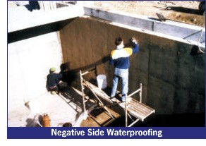 Five Star Products | Waterproofing - Infrastructure and