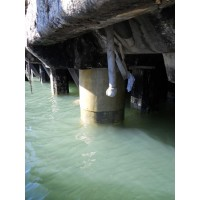 Cementitious Underwater High-Strength Grout