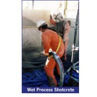Structural Concrete Gunite WP