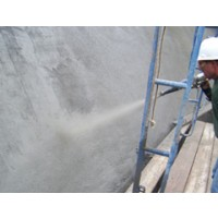 Structural Concrete Gunite WP/FS