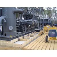 HP Epoxy Grout - Gas Compressor Application