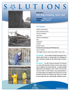 Solutions Old Slag Dumping Yard-Wall, Five Star Structural Concrete HTR Shotcrete