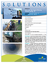 Solutions: Deteriorated Drainage Pipe, Five Star Centri-Cast Pipe Repair Mortar